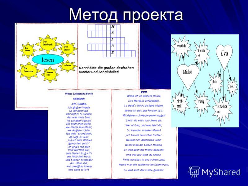 Метод проекта