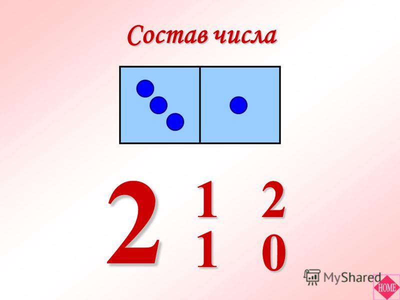 Состав числа 2 0 2 1 1 2 0 2 1 1