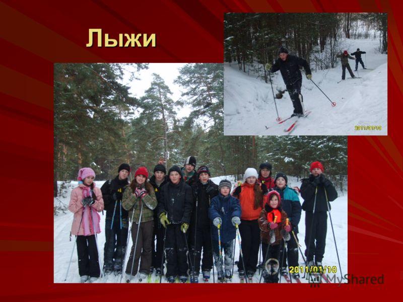 Лыжи Лыжи