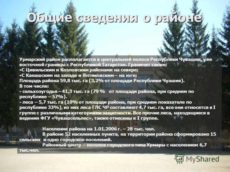 Урмарский районный суд Чувашской Республики