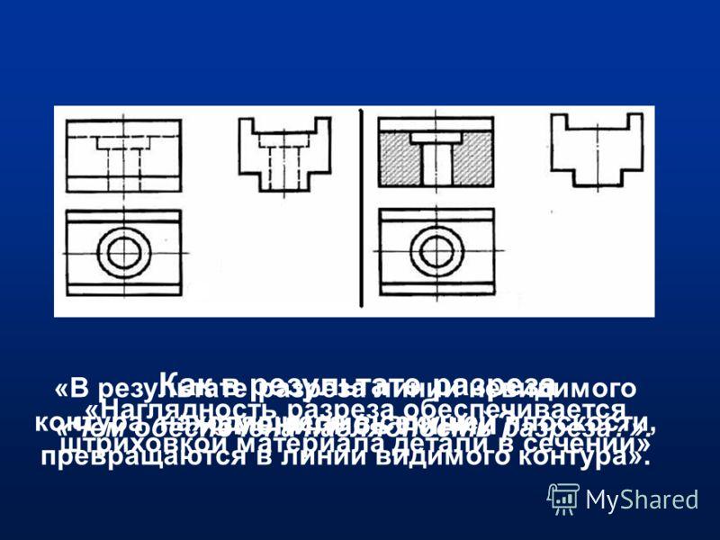 Вопрос 10. Если при выполнении разрезов используют две и более секущие плоскости, как называют такие разрезы ? Ответ: Сложными.Их делят на ступенчатые и ломаные.