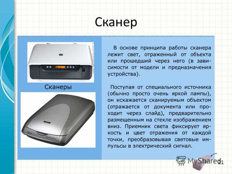Сканер 21