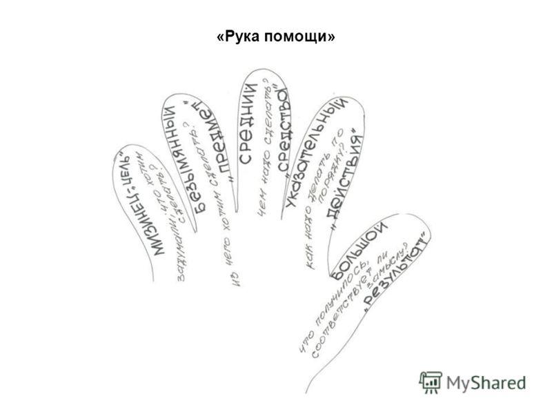 «Рука помощи»