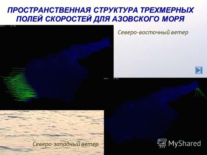 НЕПРЕРЫВНАЯ ТРЕХМЕРНАЯ ГИДРОДИНАМИЧЕСКАЯ МОДЕЛЬ АЗОВСКОГО МОРЯ кинематическое условие на свободной поверхности Вязкие напряжения на свободной поверхности