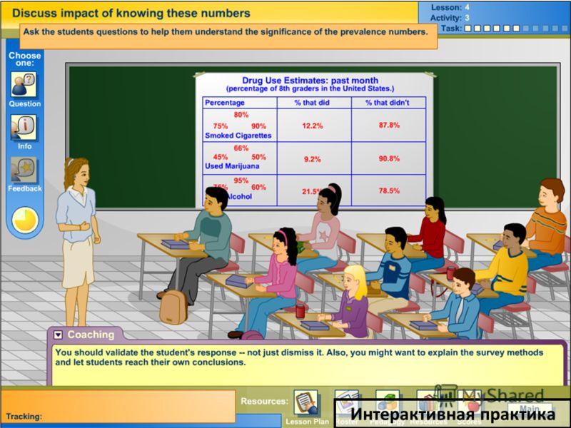 Интерактивная практика