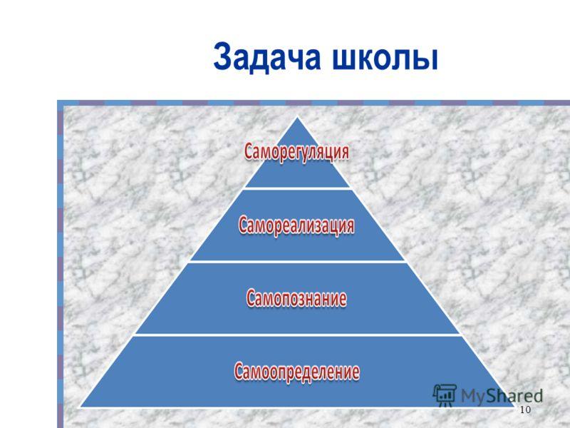 Задача школы 10