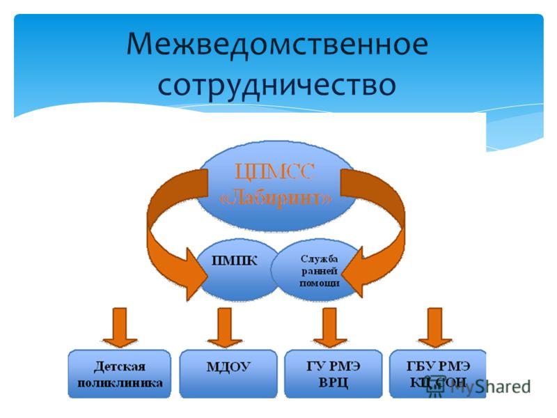 Межведомственное сотрудничество