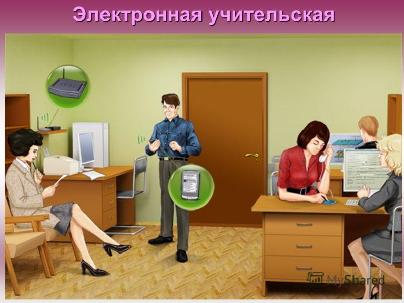 Электронная учительская