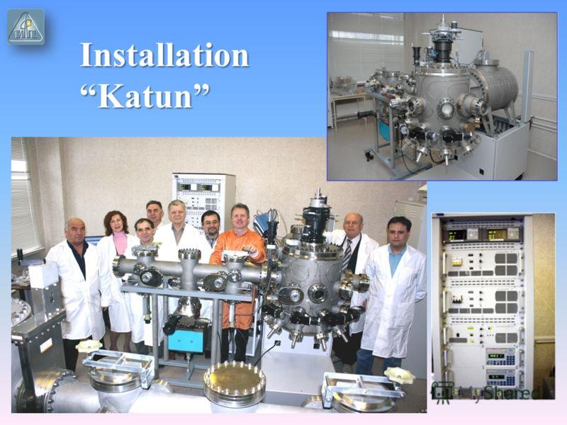 Installation Katun