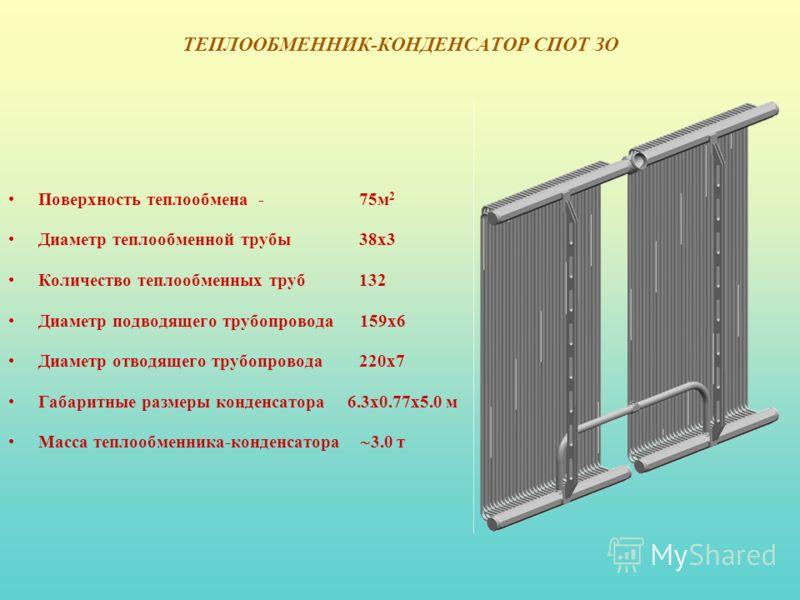 Теплообменник размер теплопередача 21 ост 34-522-68 теплообменники