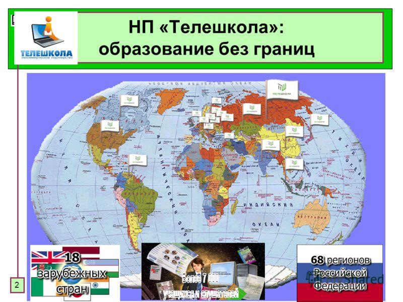 НП «Телешкола»: образование без границ 2