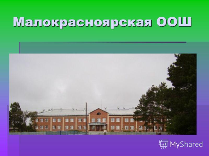 Малокрасноярская ООШ