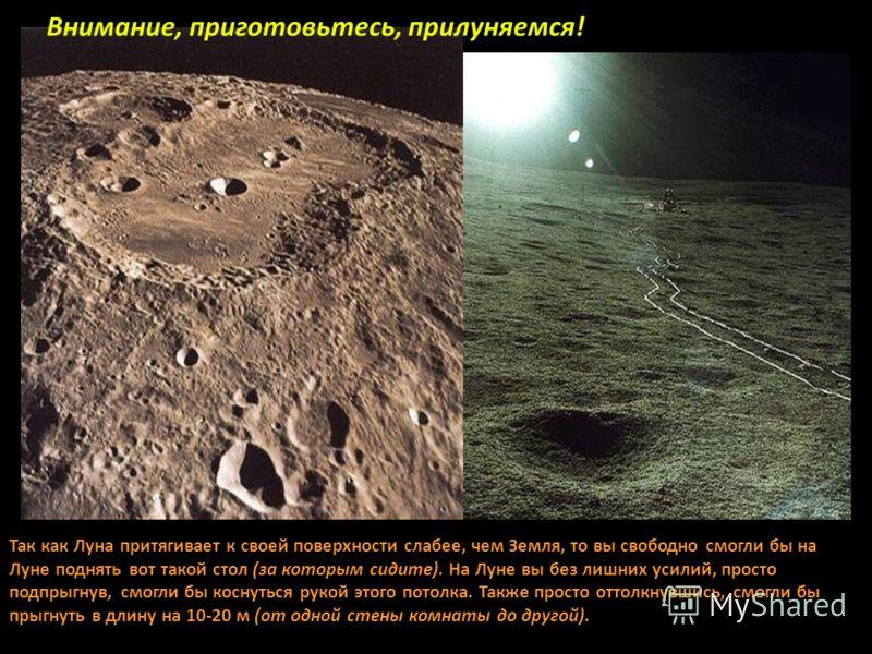 И приближаемся к Луне!