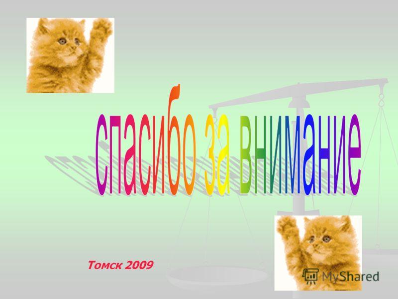 Томск 2009