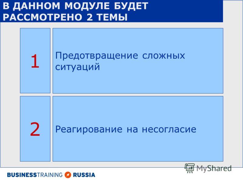 Модуль 4 Начало семинара Проведение лекций Работа в сложных ситуациях Проведение