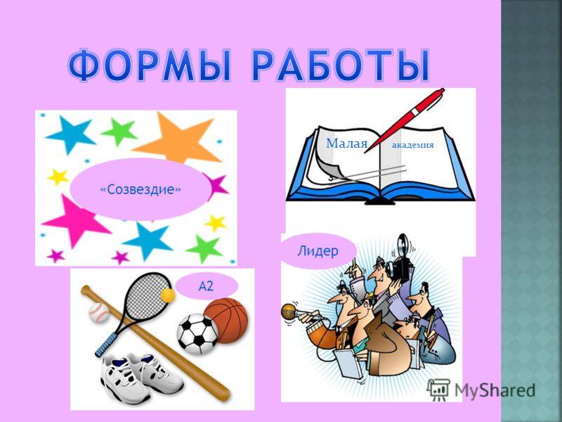«Созвездие» А2 Лидер Малая академия