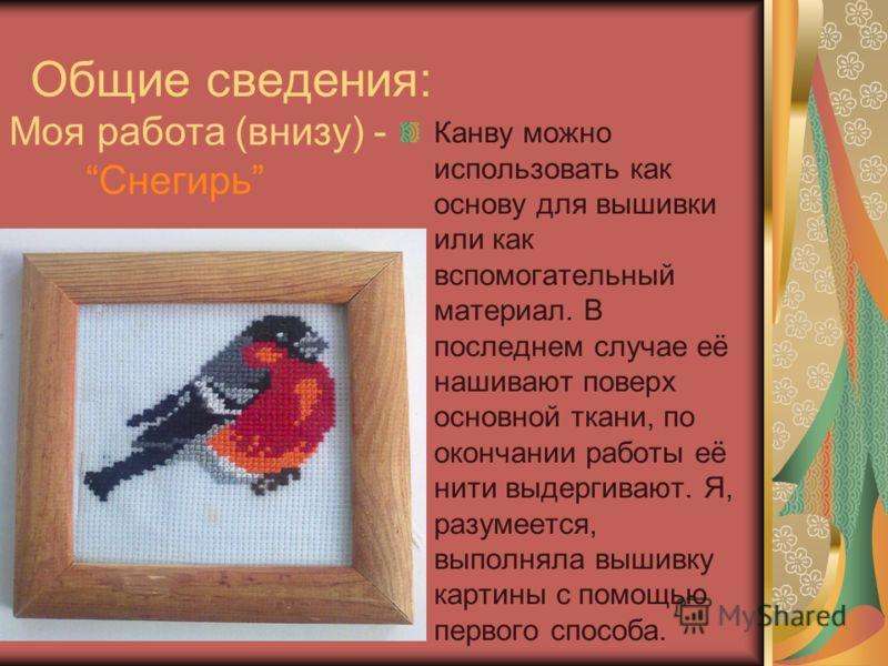 Проект по вышивке крестом 24