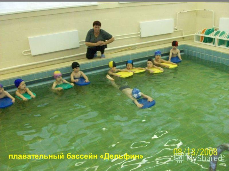 плавательный бассейн «Дельфин»