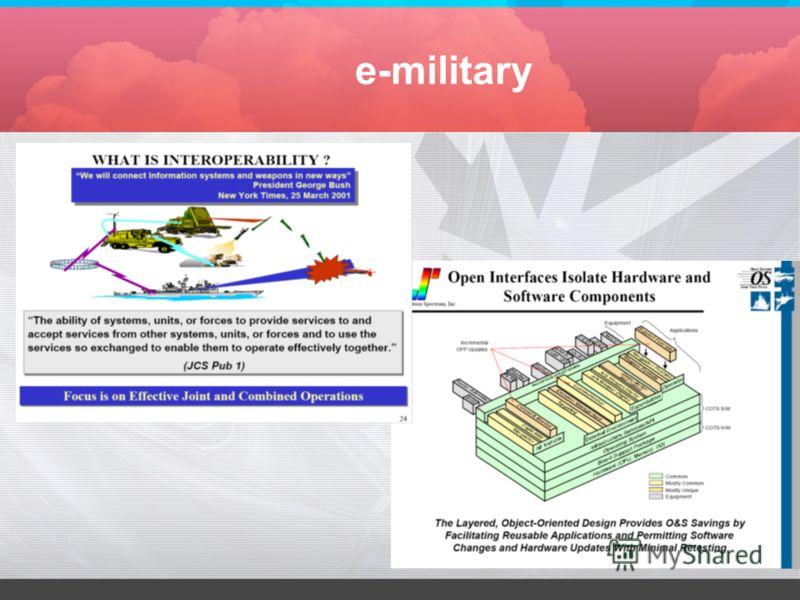 e-military