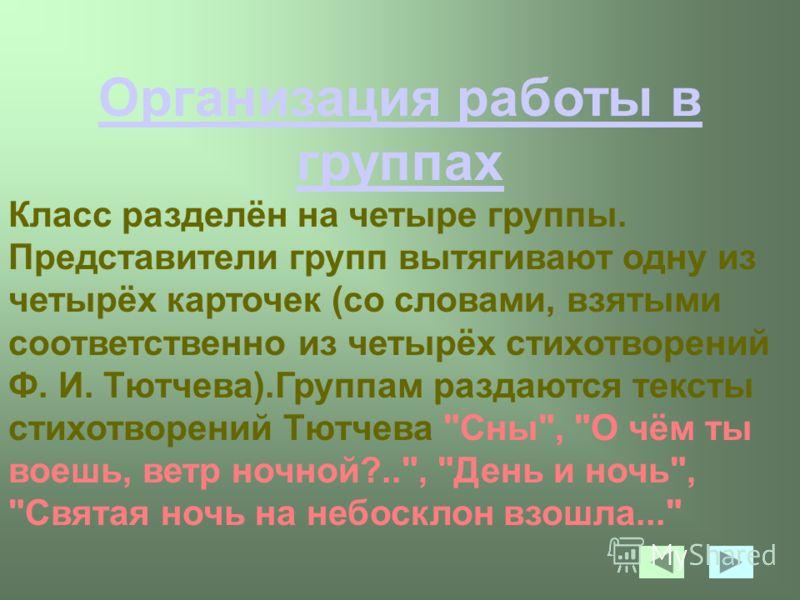 О Тютчеве не спорят, кто его не чувствует, тем самым доказывает, что он не чувствует поэзии. И. С. Тургенев Без Тютчева нельзя жить Л. Н. Толстой