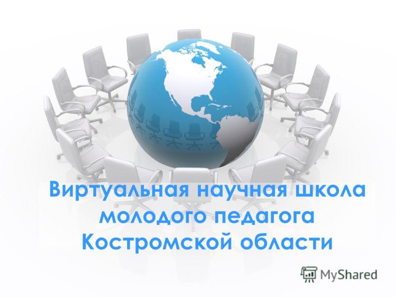 Виртуальная научная школа молодого педагога Костромской области