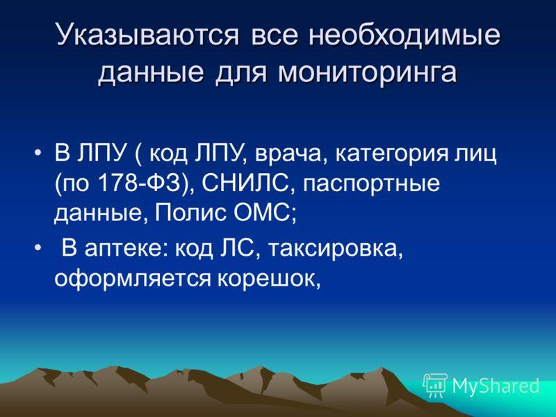 учетная форма 148-1/у-04(л) Приказ Министерства здравоохранения и социального развития РФ от 22 ноября 2004 г. N 257