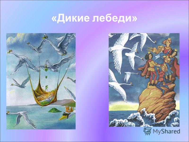 «Дикие лебеди»