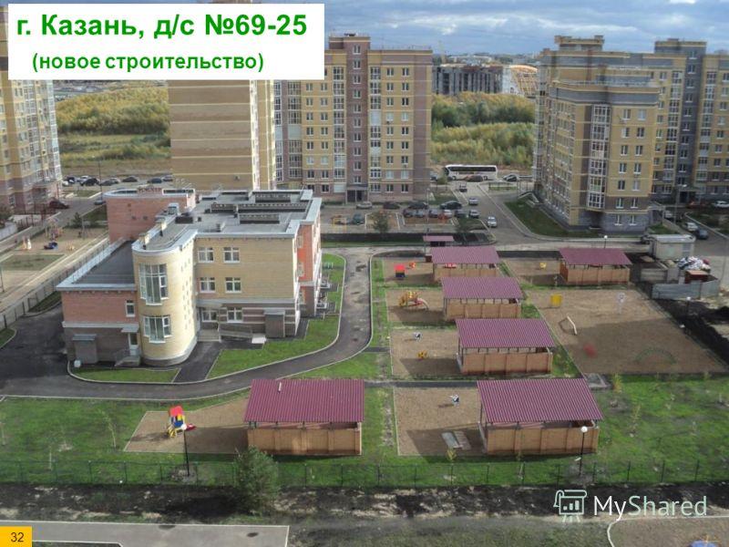 г. Казань, д/с 69-25 (новое строительство) 32