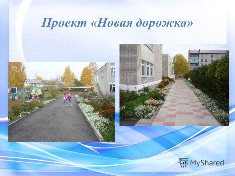 Проект «Новая дорожка»