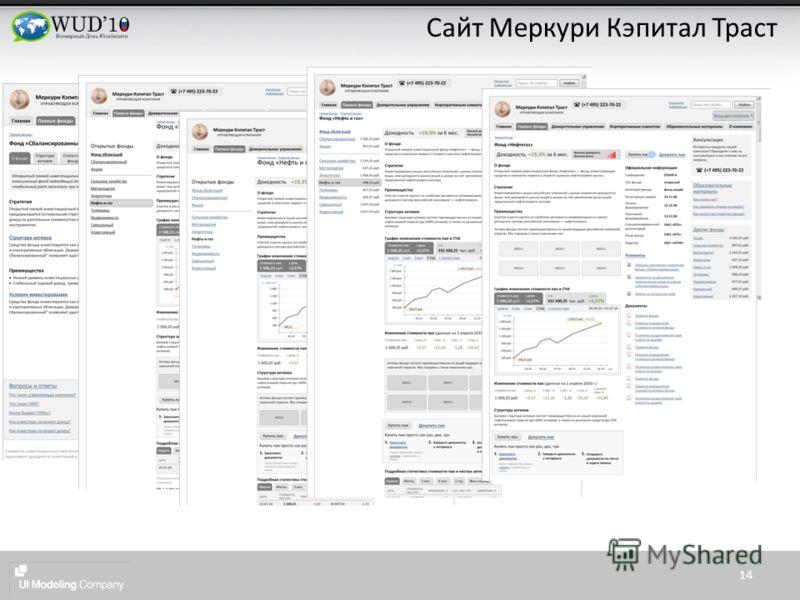 Сайт Меркури Кэпитал Траст 14