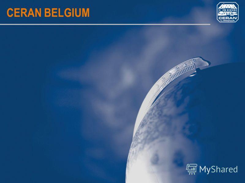 CERAN BELGIUM