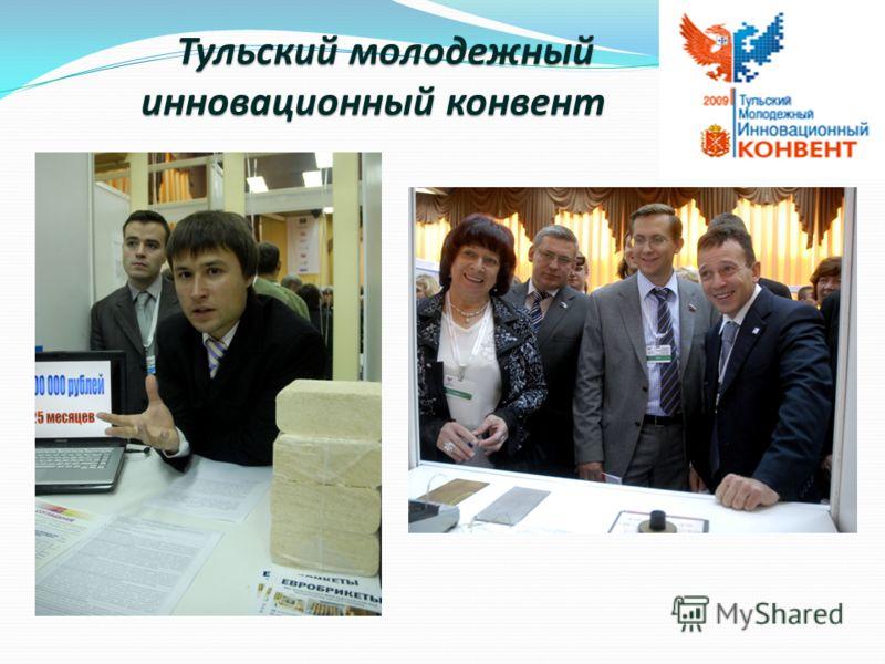 Тульский молодежный инновационный конвент Тульский молодежный инновационный конвент
