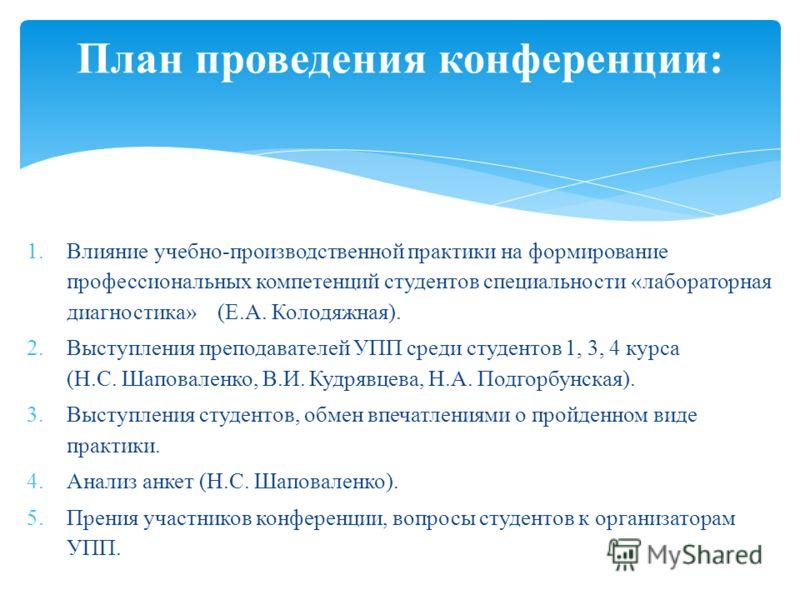Презентация на тему Конференция по итогам учебно  5 1