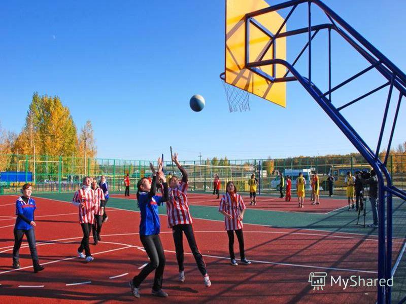Строительство комплексных спортивных площадок 14