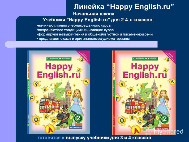 Начальная школа Учебники