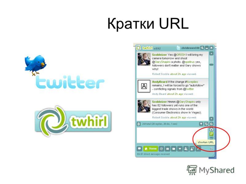 Кратки URL