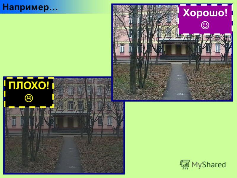 Не забывайте про панель настройки изображения, где находятся инструменты редактирования яркости, контрастности, поворота изображения и т.д. Если панели настройки изображения нет на экране, используйте меню «Вид» - «Панели инструментов». Совет 10