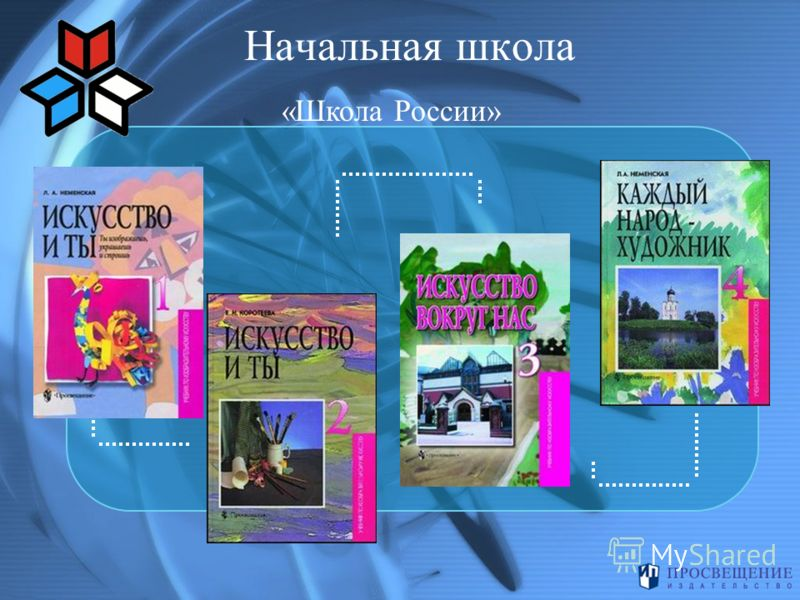 Начальная школа «Школа России»