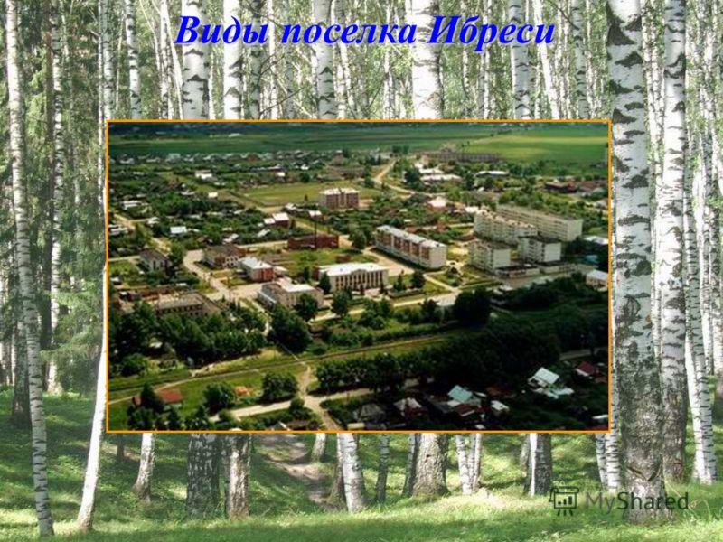 Виды поселка Ибреси