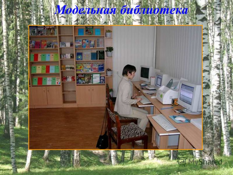 Модельная библиотека