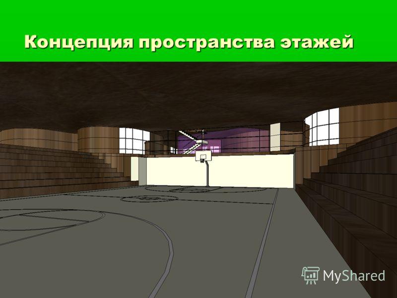 Концепция пространства этажей