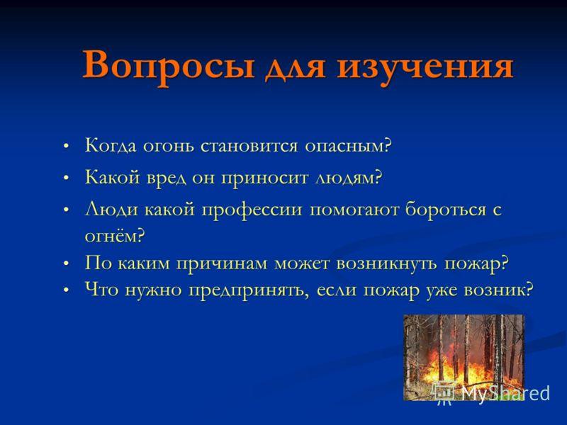 Огонь – источник бед Выполнил ученик 2 Б класса Зайцев Михаил