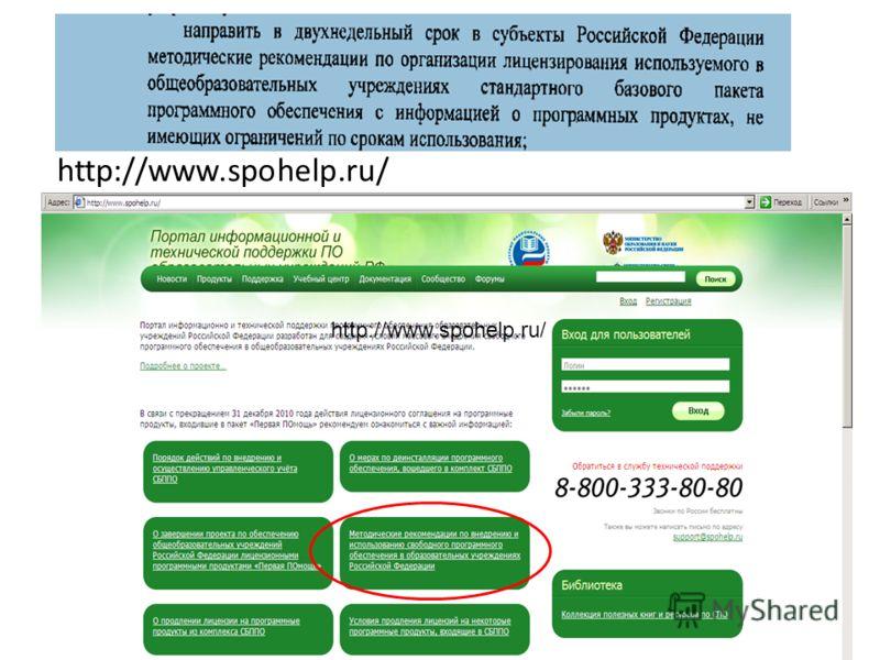http://www.spohelp.ru/