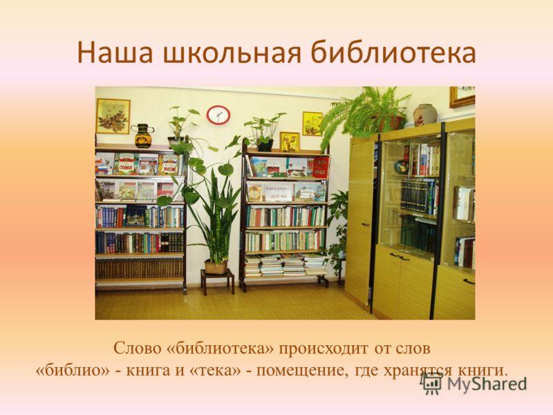 проект школьная библиотека для 2 класса картинки