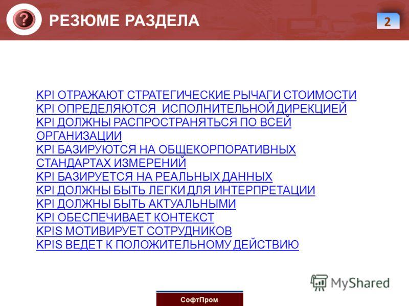 СофтПром ПРИМЕР ИЕРАРХИЧЕСКОГО ВЗВЕШИВАНИЯ ЦЕЛЕЙ КОМПАНИИ 2 2