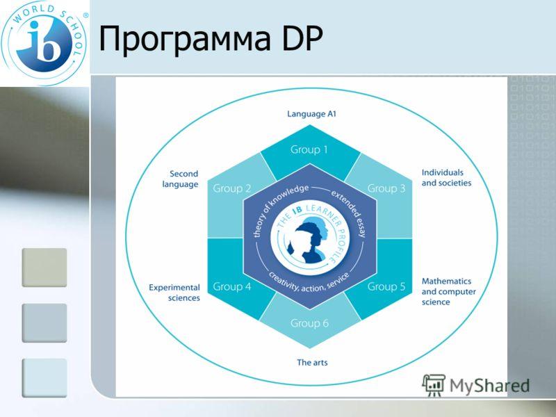 Программа DP