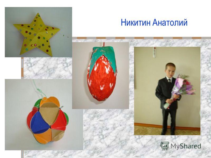 Никитин Анатолий