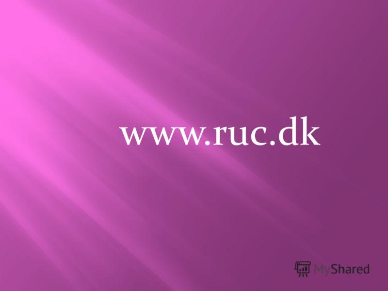 www.ruc.dk