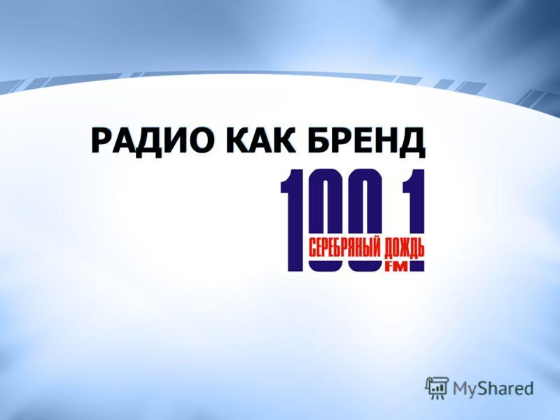 РАДИО КАК БРЕНД