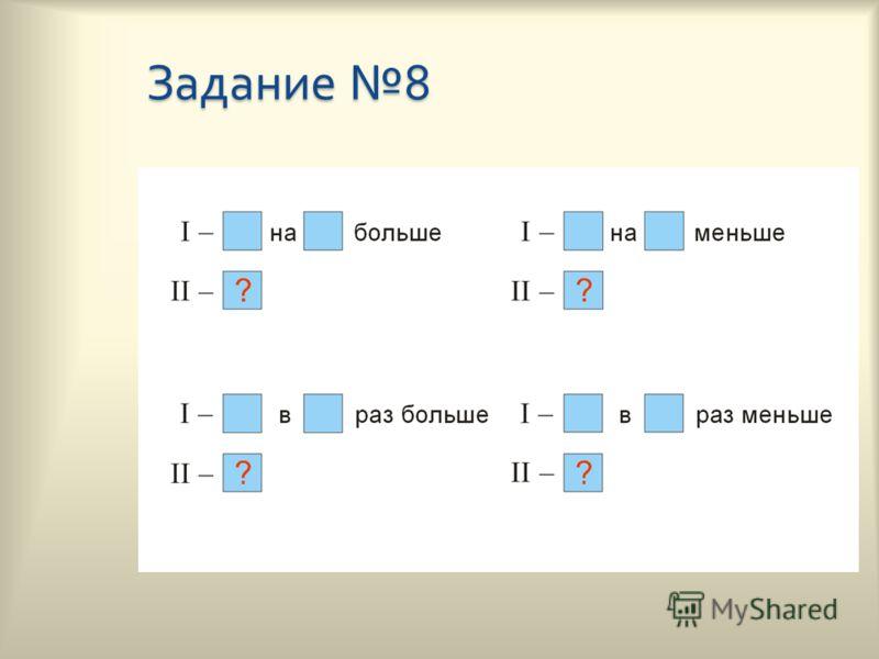 Задание 7 (команда «Разумники») Что легче : килограмм железа или килограмм ваты ?